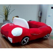 Luxus Ferrari Roadster Auto Form Kleine Haustier Hund Haus