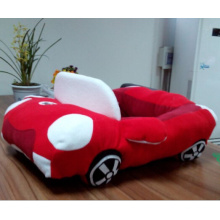Luxury Ferrari Roadster Car Shape Small Pet Dog House