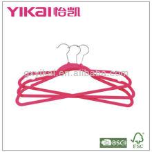 Рекламные флокирующие вешалки для одежды