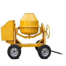 Mini  Small Portable Cement Diesel Concrete Mixer