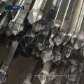 clôture horizontale en aluminium enfants jouer barrière