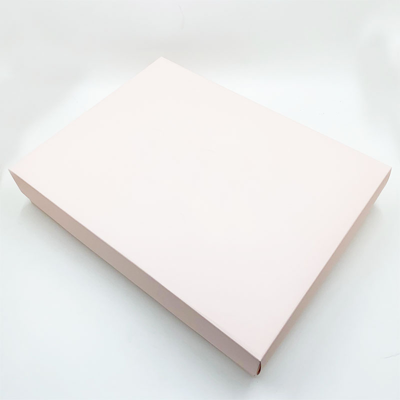 Baby clothing packaging box