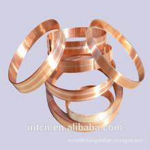 electric material Ag Cu clad metal strip