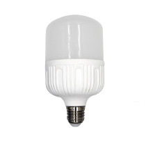 18w plastic T series led bulbs for home