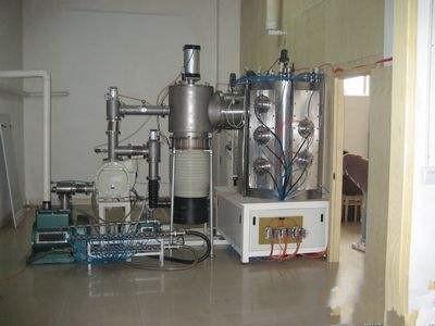 Multi-arc ion plating