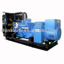 Grupo electrógeno de motor diesel de la serie MTU