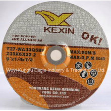 Grinding Wheel for Copper and Aluminum