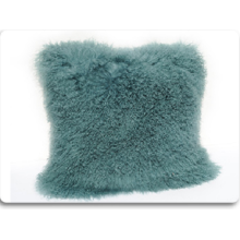 Good User Reputation for Mongolian Sheep Fur Pillows,Mongolian Fur Pillows,Pink Fur Pillow Manufacturer in China OEM Plain Design Plush Mongolian Lamb Fur Pillow supply to Cyprus Manufacturers