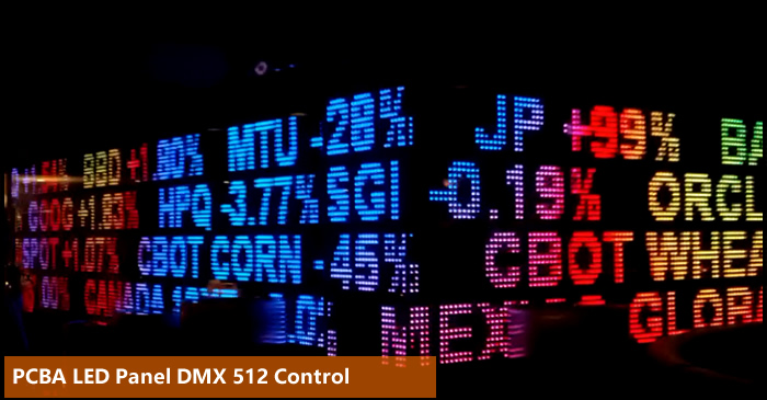 DMX LED Panel 08