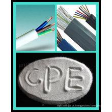 Material magnético CPE135B para revestimento de fios e cabos