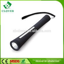 13000-1500MCD 1W and 10 LED flashlight super bright led working light