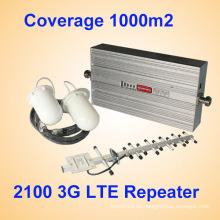 3G UMTS Amplificador de señal, 2100MHz 3G Cell Phone Signal Booster