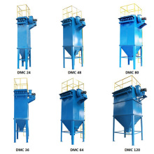 Baghouse Type Filter for Biomass Power Plant