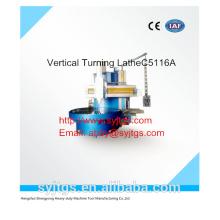 Подержанный вертикальный токарный станок для продажи по лучшей цене на складе, предлагаемый крупным вертикальным токарно-винторезным станком