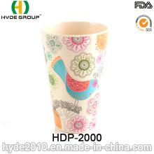 2016 verschiedene Arten Bambusfaser Cup (HDP-2000)