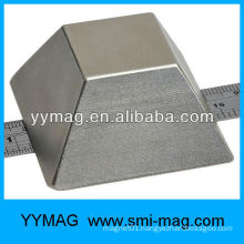 Cheap Good quality trapezoidal neodymium magnet for sale