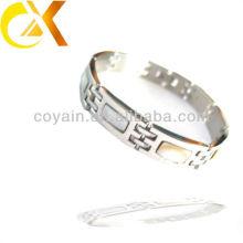 Jóia de moda personalizada prata exclusiva