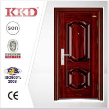 Luxury Serie Steel Security Door KKD-201 With 3D Surface Panel Made In China