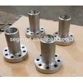 GGG50 ductile iron casting flange shaft