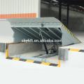 загрузка бетономешалки/пакгауза гидровлический разровнитель стыковки