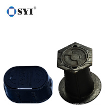 Fire Hydrant Ductile Iron Surface Box Surface Electrical Valve Box