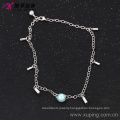 74132-xuping fashion jewelry silver color anklet jewelry,fashion new design anklet