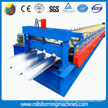 Roll Former Otomatis Bergelombang Steel Sheet Metal Atap Dinding Panel Ubin Roll Forming Machine