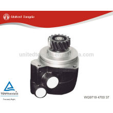 Power steering pump for Steyr HOWO WG9719 4700 37/2