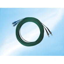 Cables de conexión SFP de fibra óptica