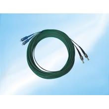 Fibra óptica SFP patch cabos