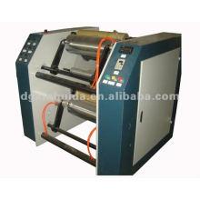 LLDPE halbautomatische Stretchfolienschneideraufwicklermaschine
