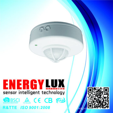 Es-P10b Three Detector Ceiling Install Infrared PIR Motion Sensor