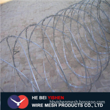 Wholesale High Quality CBT BTO Razor Barbed Wire