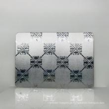 Folha acrílica de alta qualidade do plexiglás do espelho do Pmma