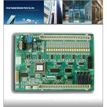 Elevador Tablero de comunicaciones del coche, tablero de control del coche del elevador, tablero electrónico de la comunicación