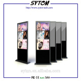 42 inch floor standing android wifi android interactive lcd tv kiosk