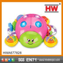 Más función Cartoon Battery Operated Toys Insecto