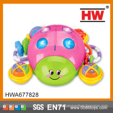 More function Cartoon Battery Operated Toys Insect