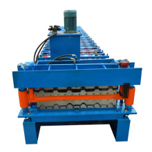 Roof Sheet IBR Double Layer Roll Forming Machine