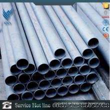 AISI TP 304 tubo / tubo soldado de acero inoxidable para herramientas metálicas
