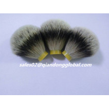 Bulbo da 26 mm Più nodi Density Silvertip Badger Hair Knot