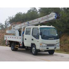 JAC van truck mounted access platforms for sale