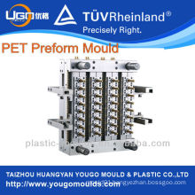 Professional PET preform mould hot-runner valve gate 1-96cavity