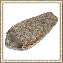 Камуфляж нейлон спальный мешок для кемпинга (CL2A-BE01)