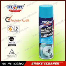 Agente de limpieza de lavado de autos Limpiador de frenos