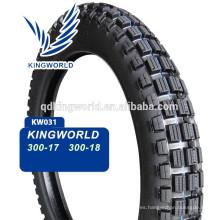 China neumático de moto de carretera