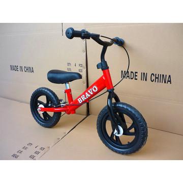 2016 Hebei Handan nouveaux modèles trois roues enfants vélos avec siège arrière / 4 Inch Childrenmanucature