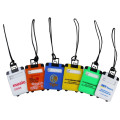 Promotional ABS Printing Luggage Tag