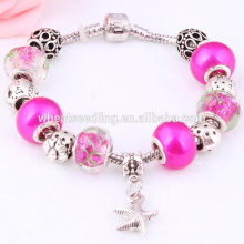 starfish teen girls alibaba nomination bracelets charms wholesale