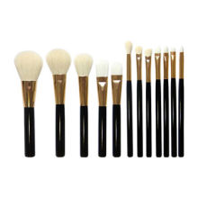 Synthetic and Natural Hair 12PCS OEM Accepted Makeup Brush Set